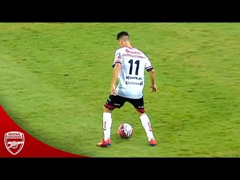This is Why Arsenal Signed Gabriel Martinelli
