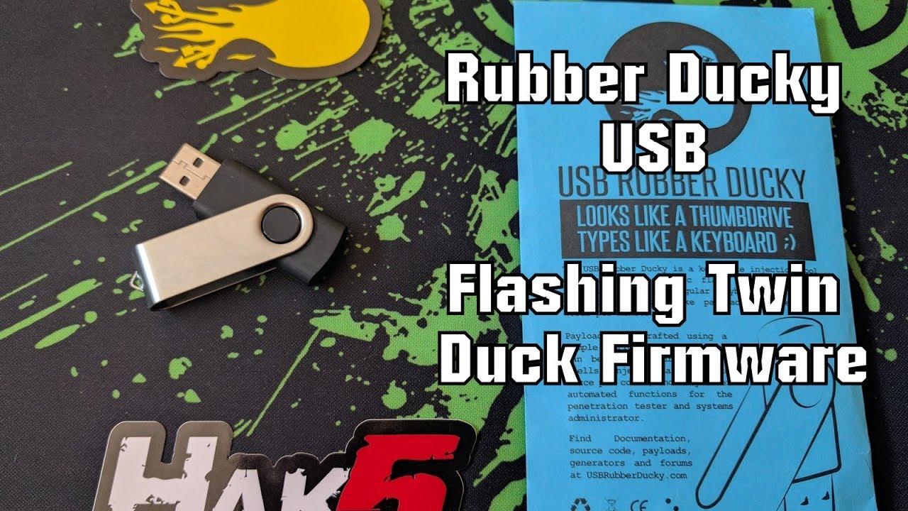 Hak5 USB Rubber Ducky Deluxe incl  Field Guide