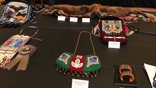 Best Of Show Preview SWAIA   Class VIII: Beadwork & Quillwork Clip 2
