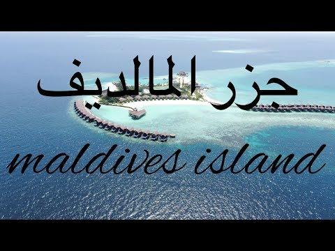 Maldives Island Dec 2018 4K Vlog grand park hotel جزر المالديف