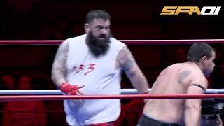 SFA01: Andro Perseus vs Kyle Ripley