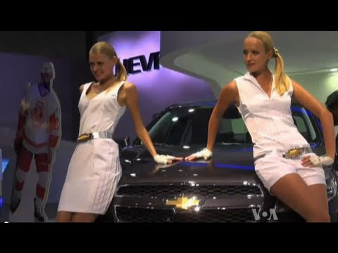 Russian Car Sales : Auto Market In United States : Video