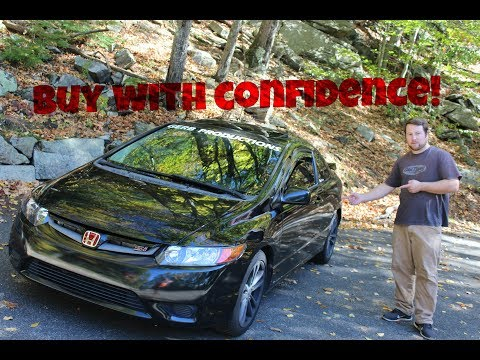 What To Look For When Buying A Used Honda Civic Si - Buy with confidence!