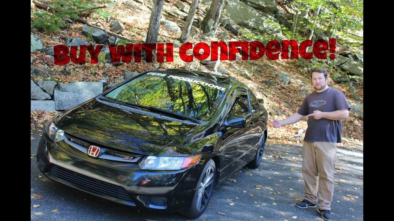 What To Look For When Buying A Used Honda Civic Si   Buy With Confidence!