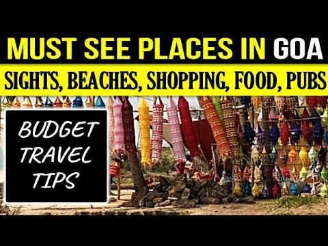 GOA travel guide and tips