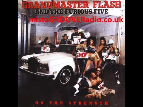 Fly Girl - Grandmaster Flash & The Furious Five (1988)