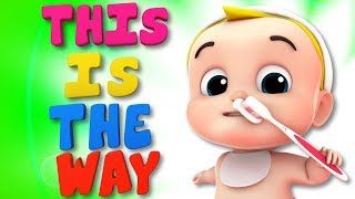 🔴 Junior Squad Nursery Rhymes & Songs | Kids Cartoon Videos