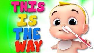 🔴 Junior Squad Nursery Rhymes & Songs | Kids Cartoon Videos