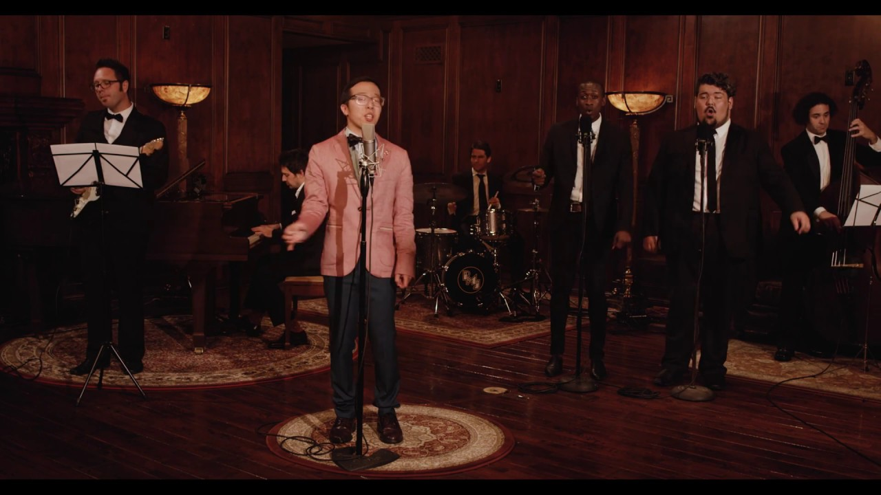 ef4e6a6cf7b5 Closer - Retro  50s Prom Style Chainsmokers   Halsey Cover ft. Kenton Chen  - YouTube
