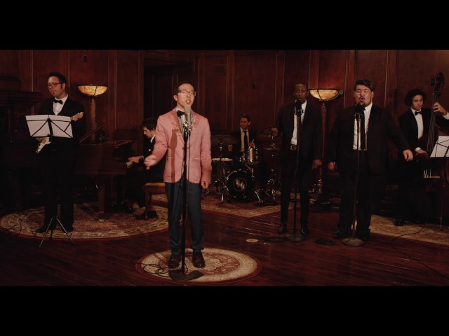 Closer - Retro 50s Prom Style Chainsmokers / Halsey Cover ft. Kenton Chen