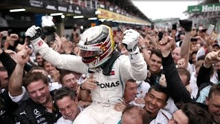 The Moment We Became 2018 Formula One World Champions!