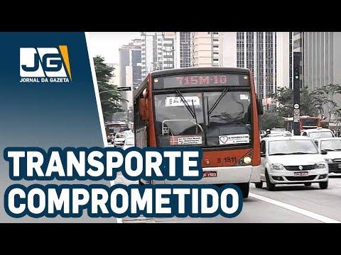 Mesmo após acordo com caminhoneiros transporte continua comprometido amanhã