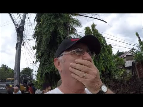 """Bud Brown in Dumaguete-Part 2/2 -""""Please be careful!"""""""
