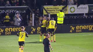 Burton v Sheffield Utd