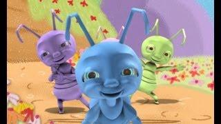 quot;Here we go looby looquot; Children song 3d Cartoon