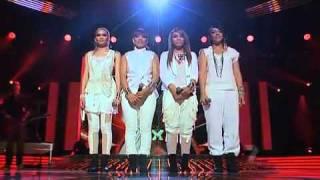 The X Factor Australia 2010 Live Show 7 - Mahogany