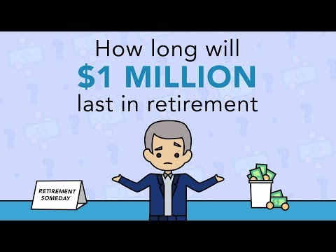 How Long Does $1 Million Last in Retirement | Phil Town