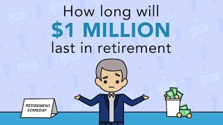 How Long Does $1 Million Last in Retirement   Phil Town