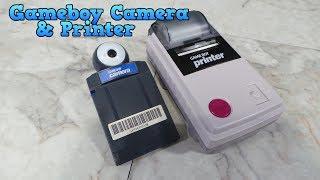 Nintendo Gameboy Camera And Printer