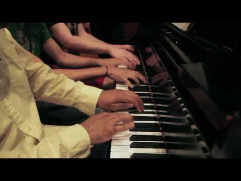 This Is Lawrence - 6 Hands, 1 Piano