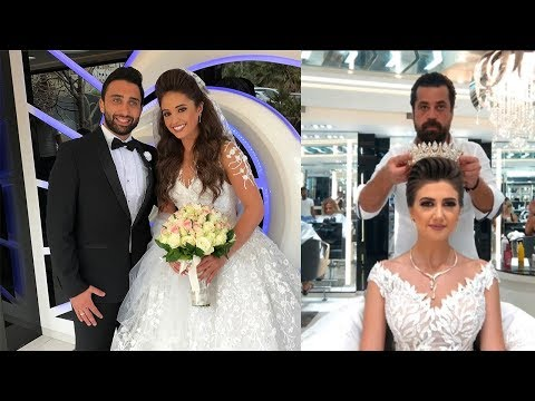 Amazing Bridal Hairstyles Tutorial | Wedding Hairstyle Compilation by Mouniiiir