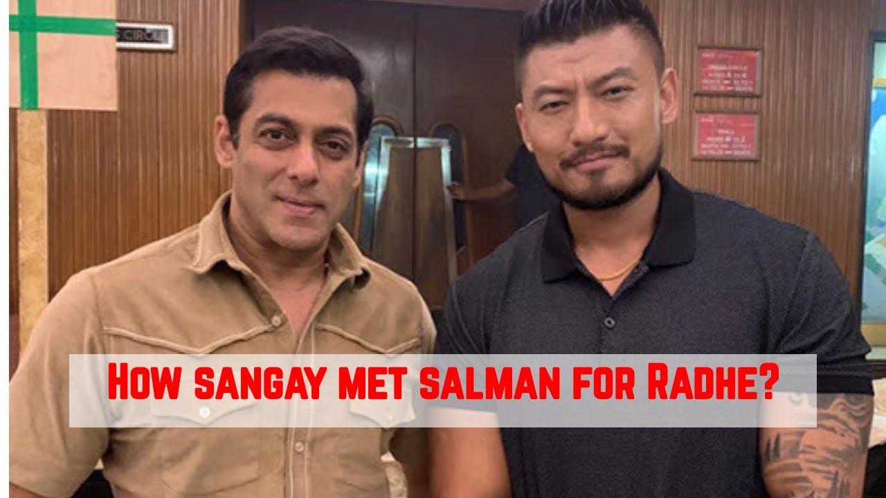 Sangay Tsheltrim signed for Three Bollywood movies | Radhe | Bollywood