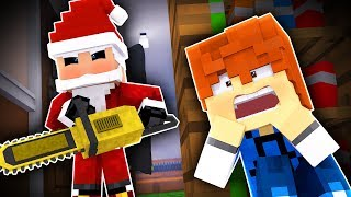 Minecraft Daycare - EVIL SANTA !? (Minecraft Roleplay)