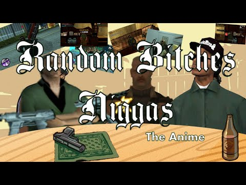 Random B****** N***** | Ep1. Huston's Lovers Club