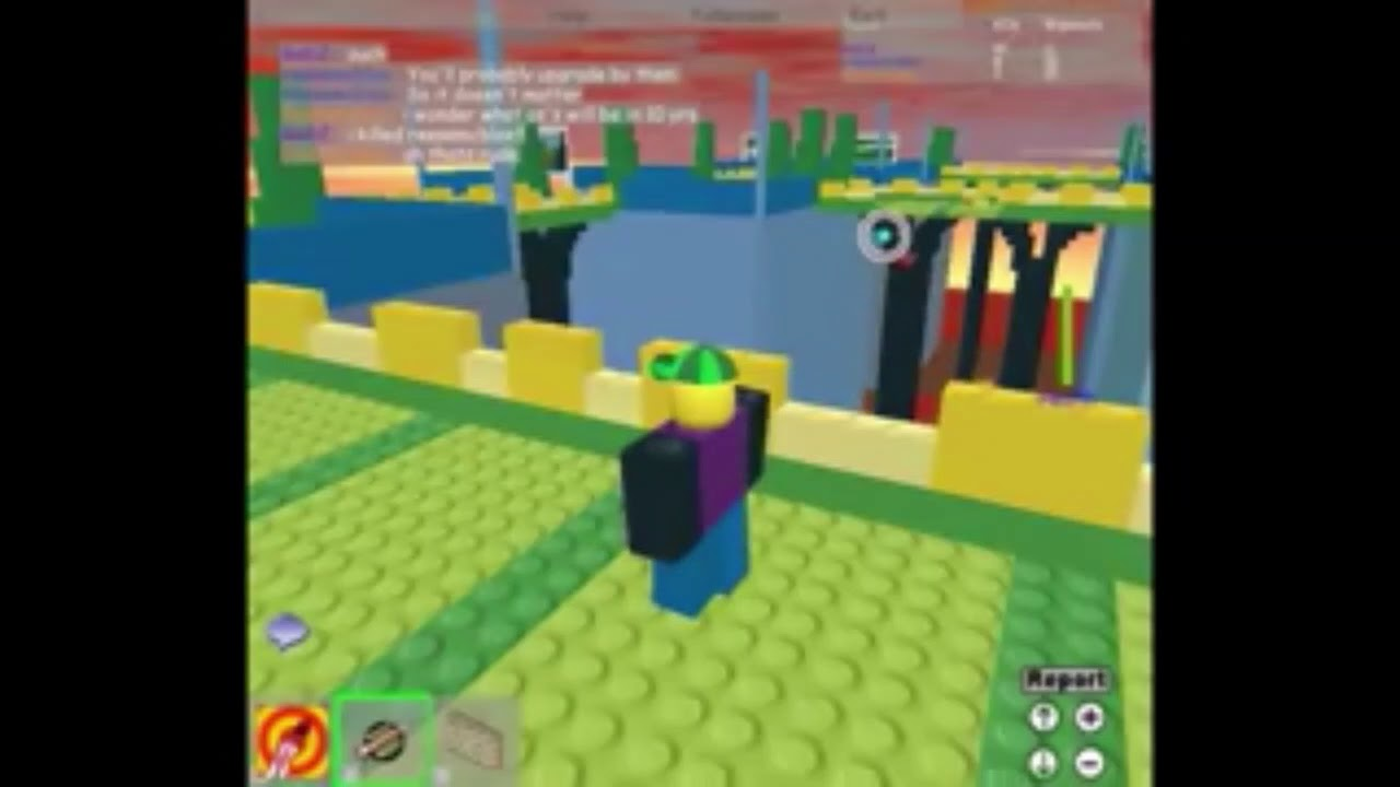 Roblox 2007 Gameplay Youtube - old roblox 2007 gameplay