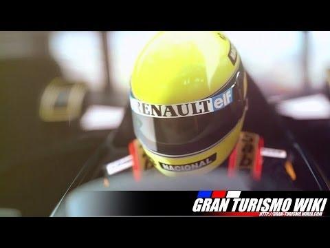 Gran Turismo Wiki Ayrton Senna Tribute