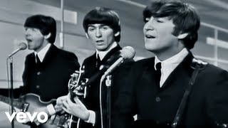 The Beatles - I Want To Hold Your Hand - Performed Live On The Ed Sullivan Show 2/9/64(The Beatles Now Streaming. Listen to the Come Together Playlist here: http://smarturl.it/BeatlesCT Download 1+ http://smarturl.it/Beatles1 Buy 1+ ..., 2016-04-07T07:00:01.000Z)