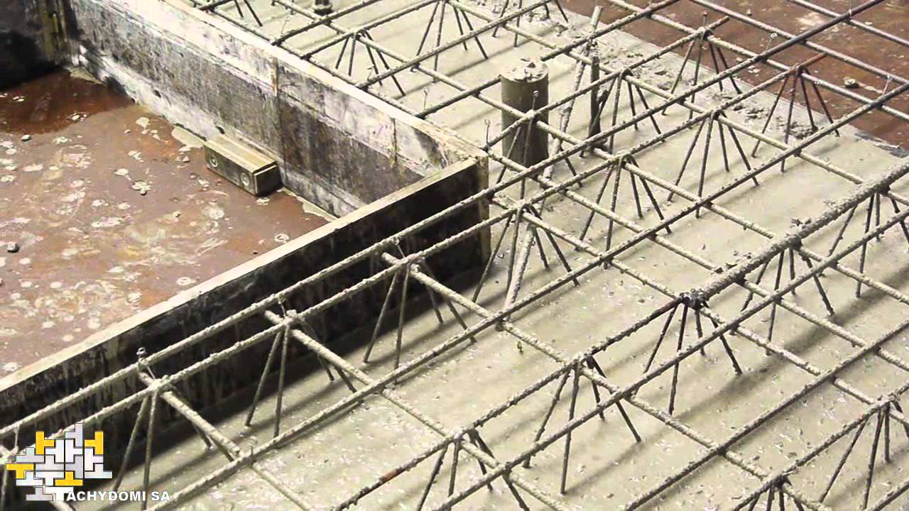 Construction Stages Of Precast Wall Youtube
