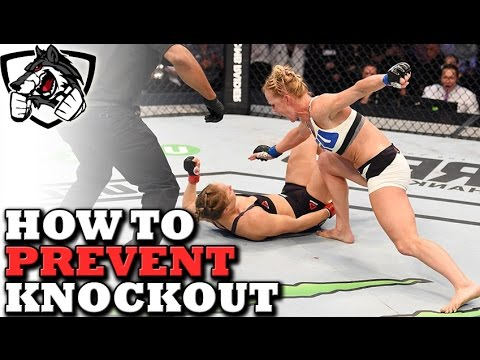 3 Tips to Prevent Getting Knocked Out in a Fight