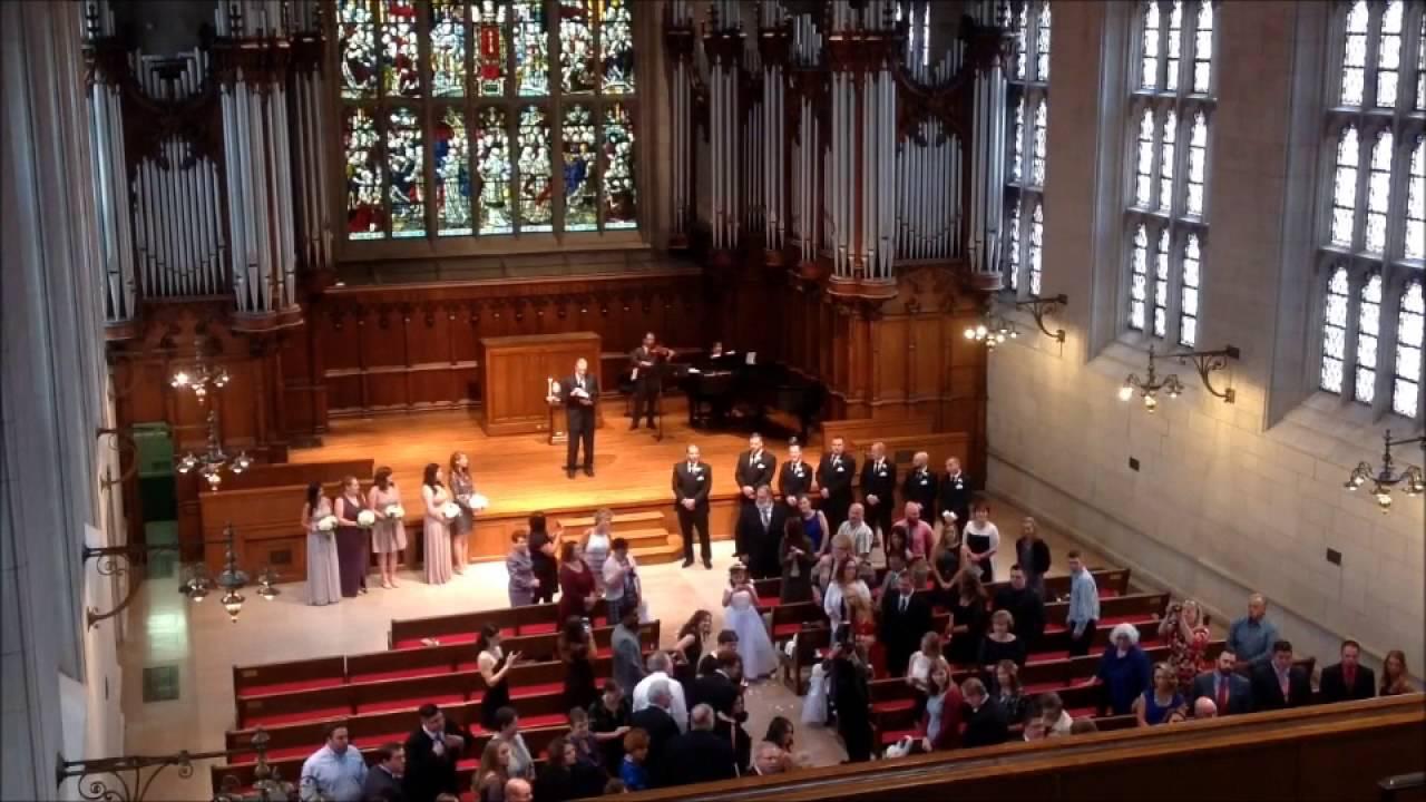 Live Wedding Ceremony Music-Violin & Piano, Missouri