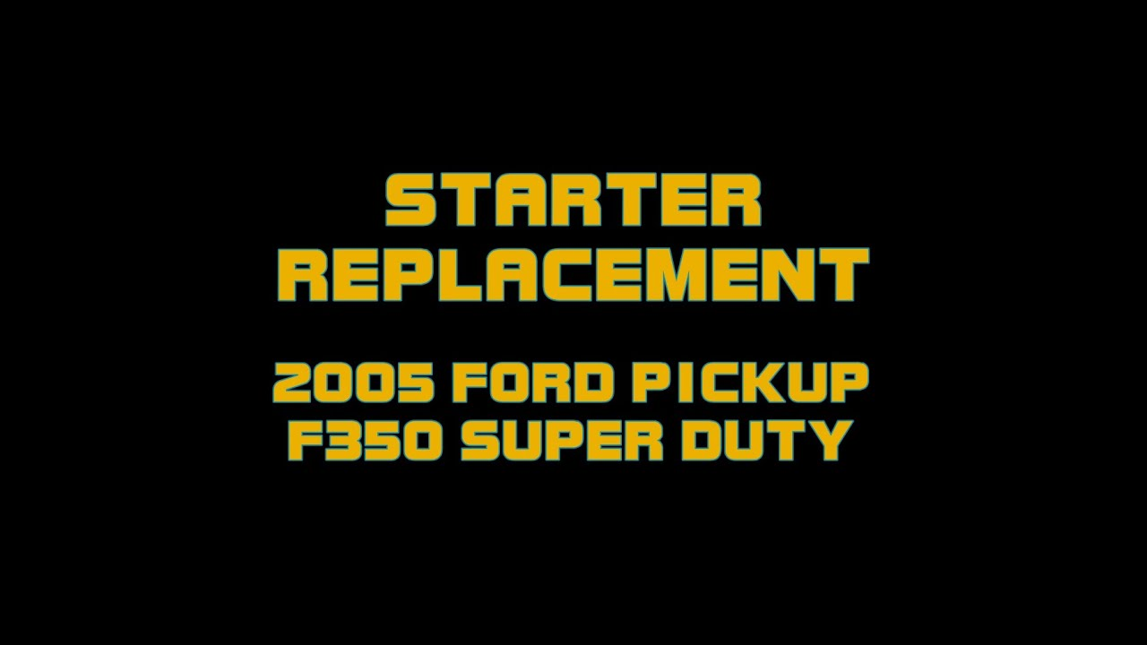Fein Ford F350 Anhänger Schaltplan Fotos - Elektrische Schaltplan ...
