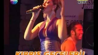Petek Dinçöz   Kıbrıs  Jasmine Court Hotel    Konser