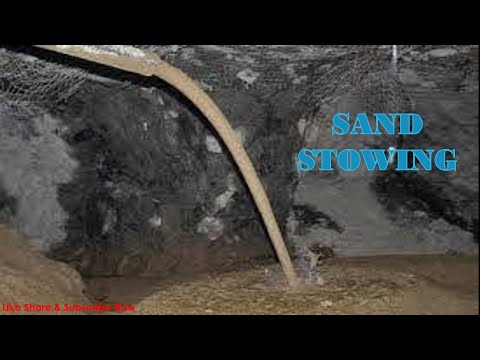 Stowing || Description about Stowing || Underground Stowing Video||Part 1