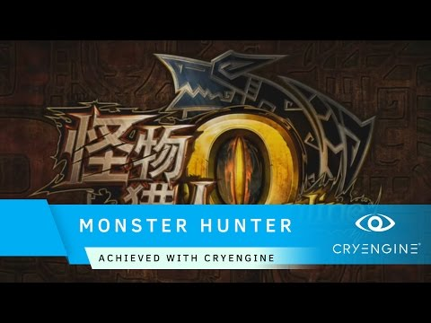 Monster Hunter Online Gets A New Trailer Showing Off Its Visuals