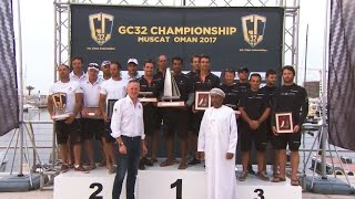 GC32 Championship final day report