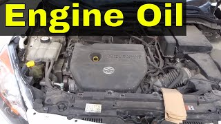 How To Check The Engine Oil Of A Car