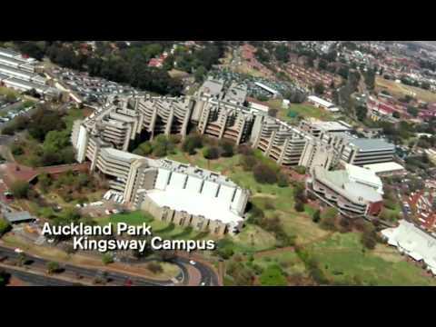 University of Johannesburg launch film