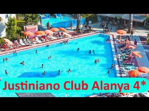 отзыв об отеле JUSTINIANO CLUB ALANYA 4 (Турция, Алания) номер, питание, море!!!