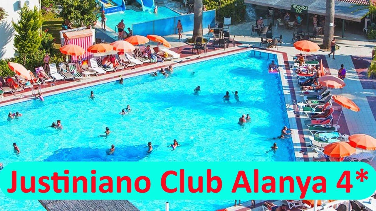 Секс с майя justiniano club alanya