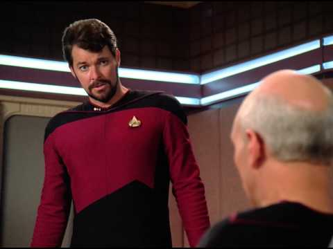 Picard to Riker - Make it so number one