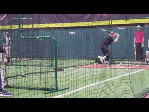 Evan Williams Hitting 12/9/17