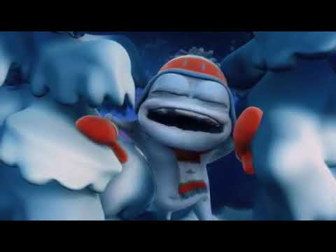 Crazy Frog - Last Christmas Official Music Video
