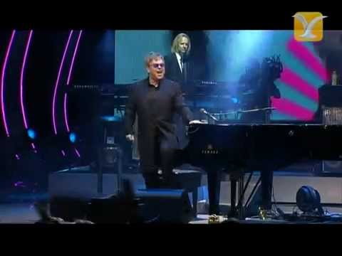 Elton John, Saturday Night's Alright, Festival de Viña 2013