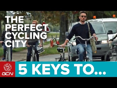 5 Keys To The Perfect Cycling City