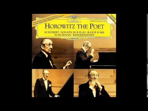 Schumann: Kinderszenen (Scenes from Childhood) - FULL - Vladimir Horowitz