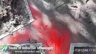 видео Грунтовые светодиодные светильники